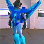 """Slipstream Costume"""