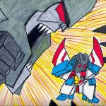 """Dammit Starscream!"""